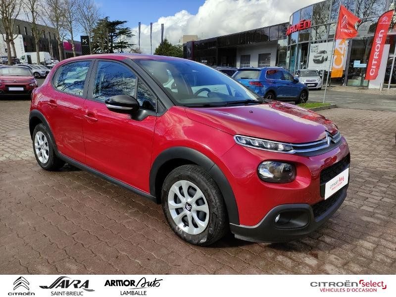 Photo 3 de l'offre de CITROEN C3 BlueHDi 100ch Feel S&S E6.d-TEMP à 11790€ chez Citroën SAVRA