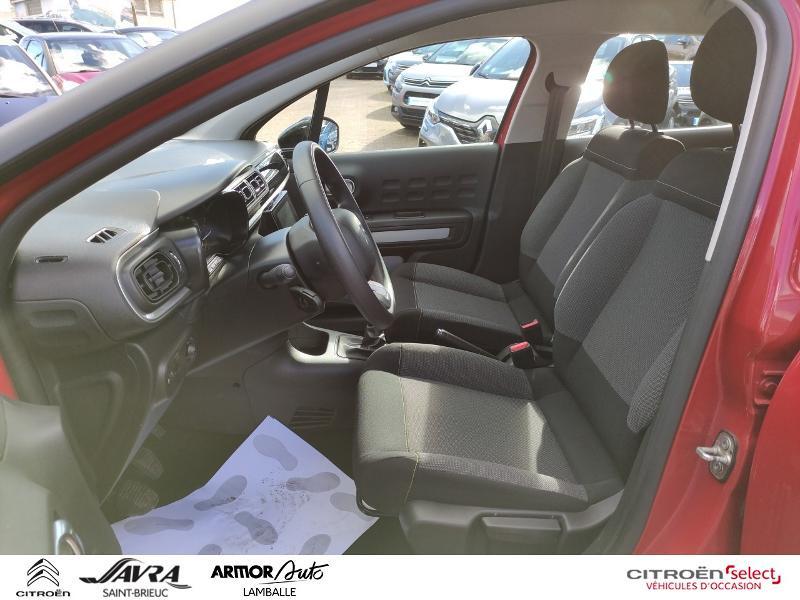 Photo 9 de l'offre de CITROEN C3 BlueHDi 100ch Feel S&S E6.d-TEMP à 11790€ chez Citroën SAVRA