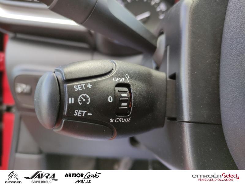 Photo 15 de l'offre de CITROEN C3 BlueHDi 100ch Feel S&S E6.d-TEMP à 11790€ chez Citroën SAVRA