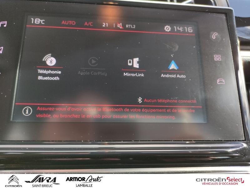Photo 13 de l'offre de CITROEN C3 BlueHDi 100ch Feel S&S E6.d-TEMP à 11790€ chez Citroën SAVRA