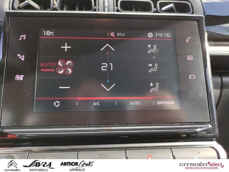 Photo 12 de l'offre de CITROEN C3 BlueHDi 100ch Feel S&S E6.d-TEMP à 11790€ chez Citroën SAVRA