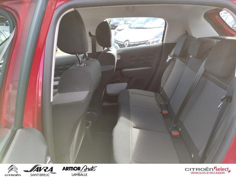 Photo 10 de l'offre de CITROEN C3 BlueHDi 100ch Feel S&S E6.d-TEMP à 11790€ chez Citroën SAVRA