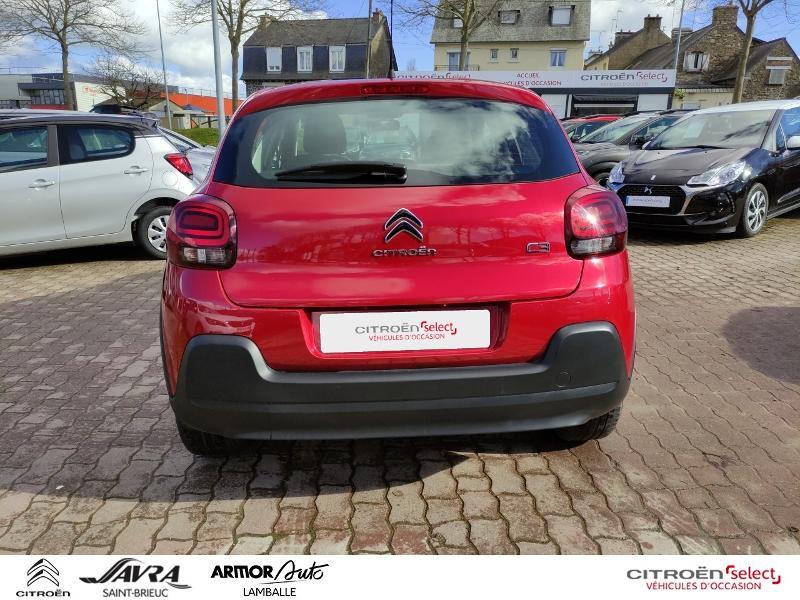 Photo 5 de l'offre de CITROEN C3 BlueHDi 100ch Feel S&S E6.d-TEMP à 11790€ chez Citroën SAVRA