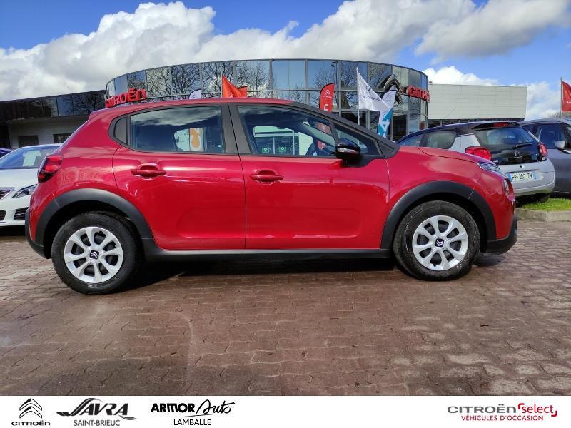Photo 4 de l'offre de CITROEN C3 BlueHDi 100ch Feel S&S E6.d-TEMP à 11790€ chez Citroën SAVRA