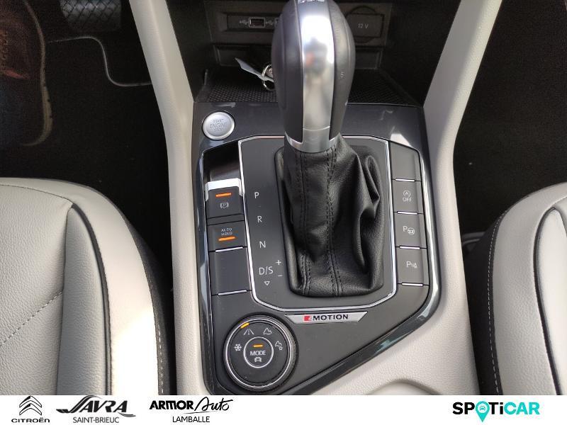 Photo 14 de l'offre de VOLKSWAGEN Tiguan 2.0 TDI 150ch Carat Exclusive 4Motion DSG7 Euro6d-T à 34790€ chez Citroen Saint-Brieuc Savra