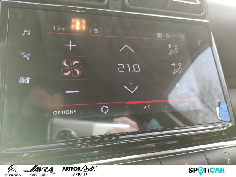 Photo 14 de l'offre de CITROEN C3 Aircross BlueHDi 110ch S&S Shine E6.d 123g à 20790€ chez Citroën SAVRA