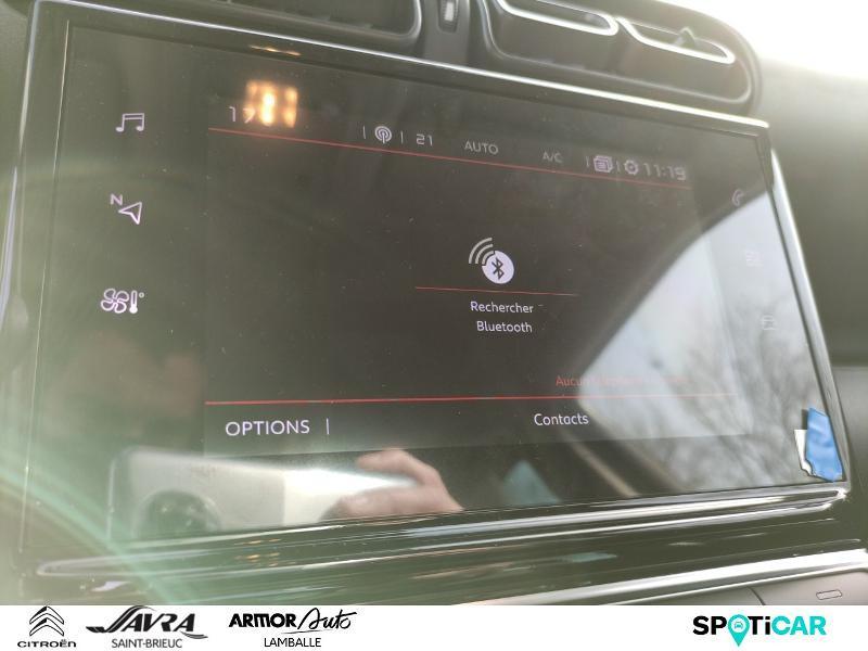 Photo 13 de l'offre de CITROEN C3 Aircross BlueHDi 110ch S&S Shine E6.d 123g à 20790€ chez Citroën SAVRA