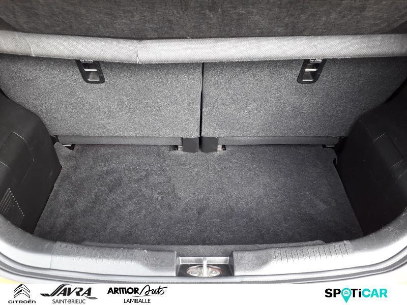 Photo 6 de l'offre de SUZUKI Ignis 1.2 Dualjet 90ch Hybrid SHVS Pack à 8790€ chez Citroen Saint-Brieuc Savra