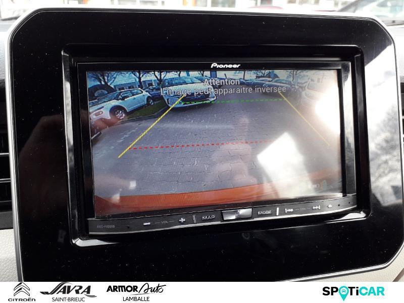Photo 13 de l'offre de SUZUKI Ignis 1.2 Dualjet 90ch Hybrid SHVS Pack à 8790€ chez Citroen Saint-Brieuc Savra