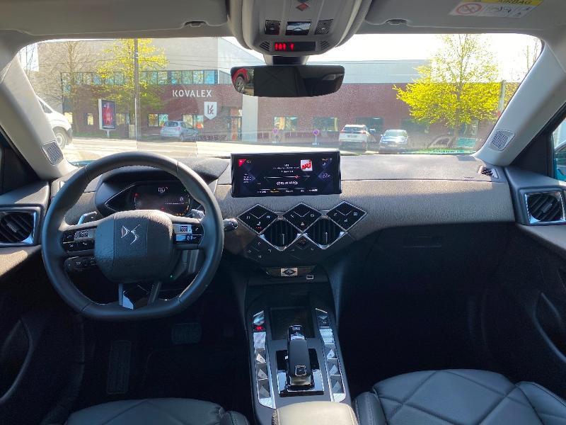 Photo 6 de l'offre de DS DS 3 Crossback PureTech 130ch Grand Chic Automatique 109g à 33990€ chez Citroen Saint-Brieuc Savra