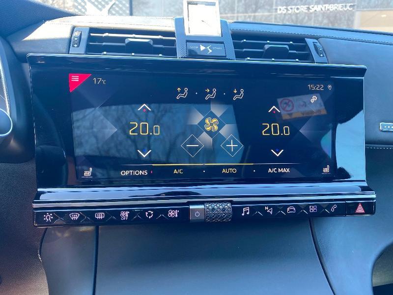 Photo 14 de l'offre de DS DS 7 Crossback BlueHDi 180ch Grand Chic Automatique 128g à 35990€ chez Citroen Saint-Brieuc Savra
