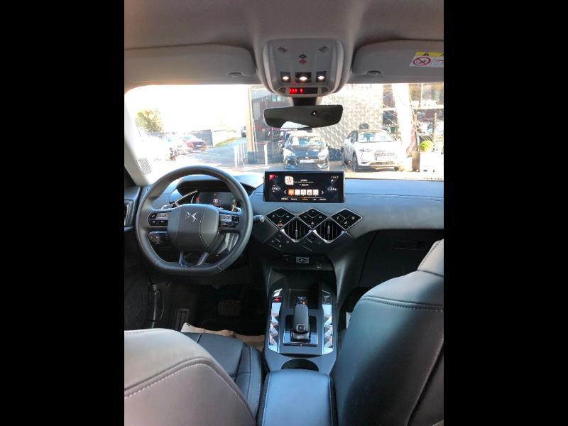 Photo 17 de l'offre de DS DS 3 Crossback PureTech 155ch Grand Chic Automatique 114g à 28490€ chez Citroen Saint-Brieuc Savra