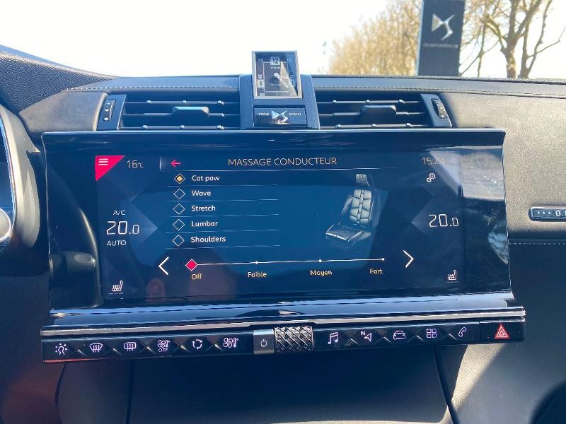 Photo 24 de l'offre de DS DS 7 Crossback BlueHDi 180ch Grand Chic Automatique 128g à 35990€ chez Citroen Saint-Brieuc Savra