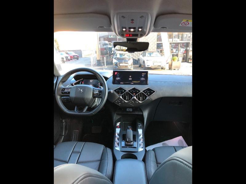 Photo 38 de l'offre de DS DS 3 Crossback PureTech 155ch Grand Chic Automatique 114g à 28490€ chez Citroen Saint-Brieuc Savra