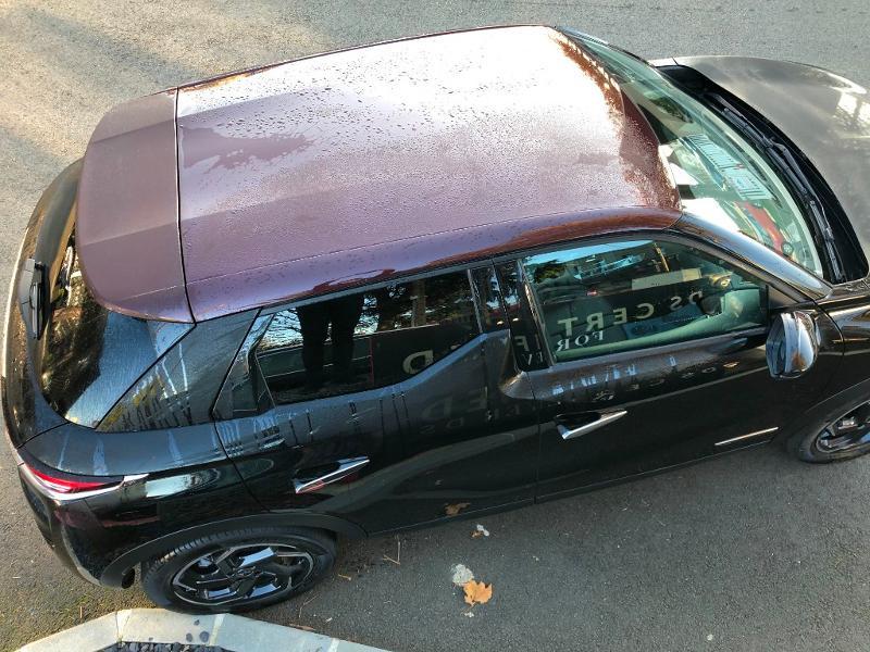 Photo 11 de l'offre de DS DS 3 Crossback PureTech 155ch Grand Chic Automatique 114g à 28490€ chez Citroen Saint-Brieuc Savra