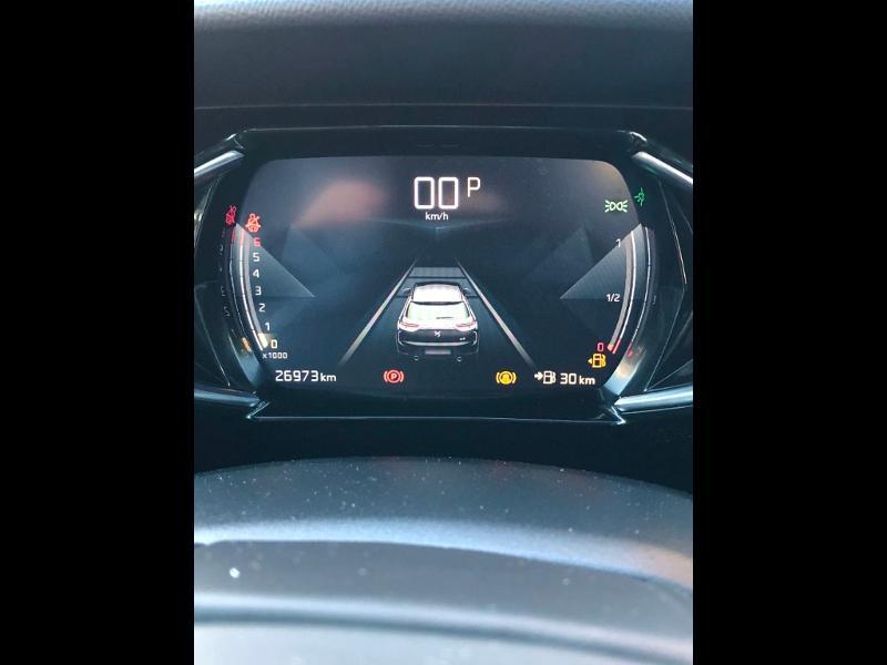 Photo 22 de l'offre de DS DS 3 Crossback PureTech 155ch Grand Chic Automatique 114g à 28490€ chez Citroen Saint-Brieuc Savra