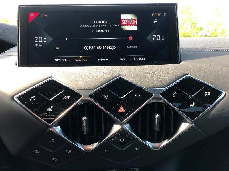 Photo 21 de l'offre de DS DS 3 Crossback PureTech 155ch Grand Chic Automatique 114g à 38990€ chez Citroen Saint-Brieuc Savra
