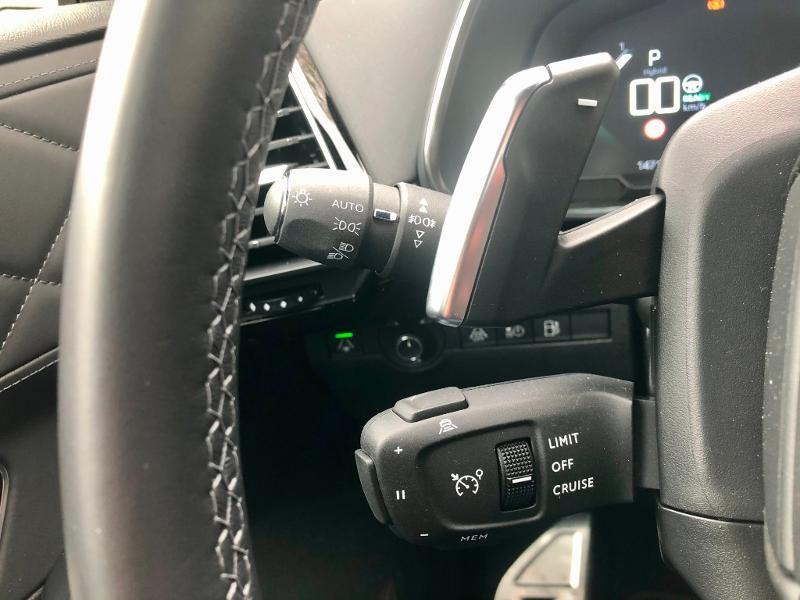 Photo 18 de l'offre de DS DS 7 Crossback E-TENSE 4x4 300ch Grand Chic à 63690€ chez Citroën SAVRA