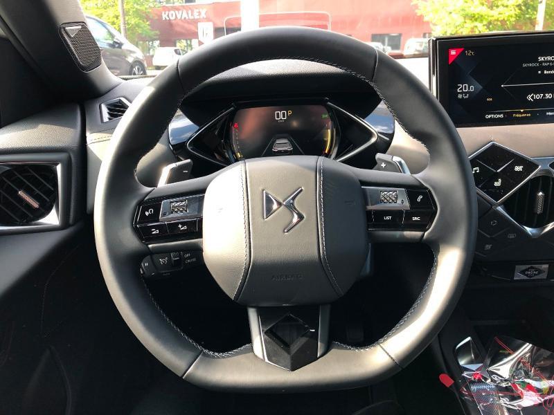 Photo 15 de l'offre de DS DS 3 Crossback PureTech 155ch Grand Chic Automatique 114g à 38990€ chez Citroën SAVRA