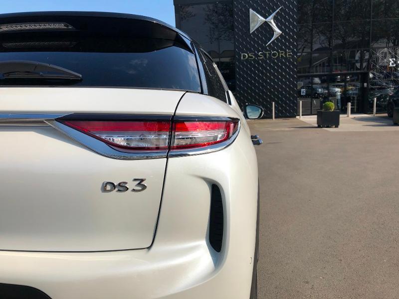Photo 6 de l'offre de DS DS 3 Crossback PureTech 155ch Grand Chic Automatique 114g à 38990€ chez Citroën SAVRA