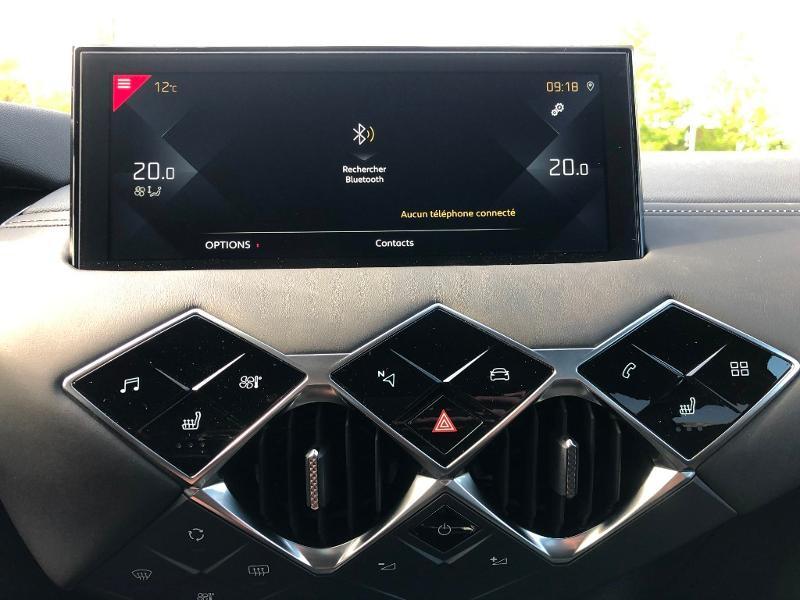 Photo 25 de l'offre de DS DS 3 Crossback PureTech 155ch Grand Chic Automatique 114g à 38990€ chez Citroën SAVRA