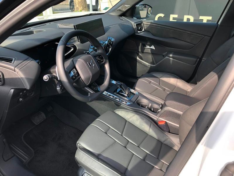 Photo 10 de l'offre de DS DS 3 Crossback PureTech 155ch Grand Chic Automatique 114g à 38990€ chez Citroën SAVRA