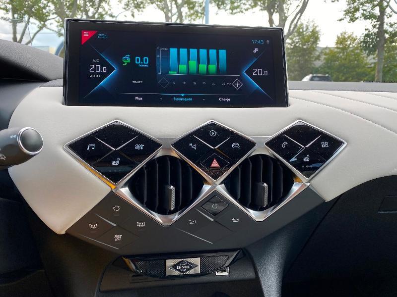 Photo 16 de l'offre de DS DS 3 Crossback E-Tense Grand Chic 4cv à 35990€ chez Citroën SAVRA