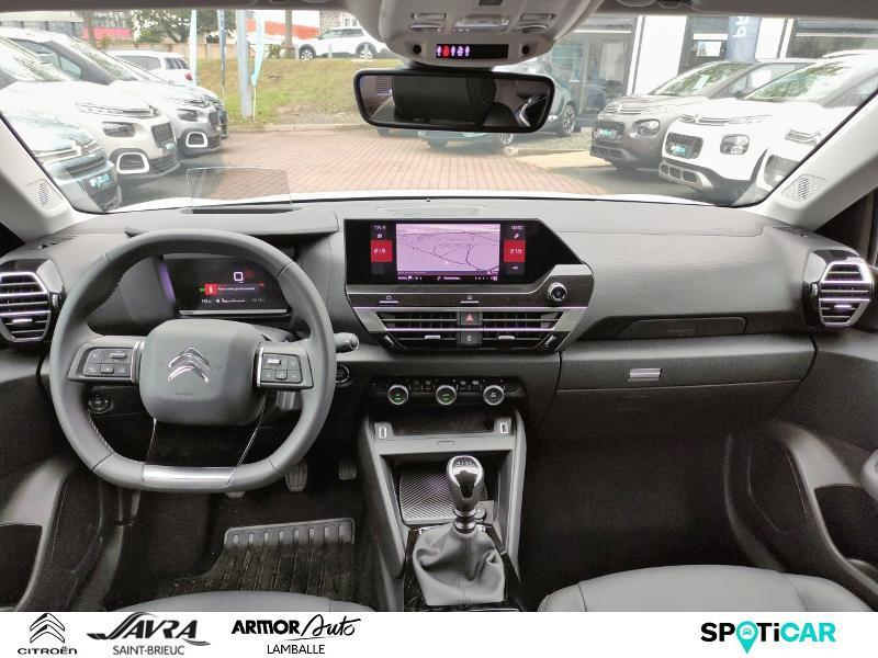 Photo 8 de l'offre de CITROEN C4 pure tech 130 feel pack à 22490€ chez Citroën SAVRA