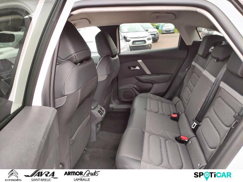 Photo 10 de l'offre de CITROEN C4 pure tech 130 feel pack à 22490€ chez Citroën SAVRA