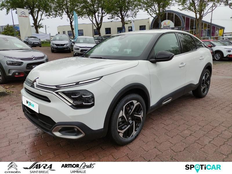 Photo 21 de l'offre de CITROEN C4 pure tech 130 feel pack à 22490€ chez Citroën SAVRA