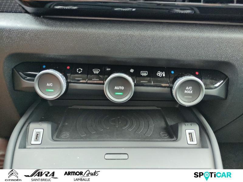 Photo 17 de l'offre de CITROEN C4 pure tech 130 feel pack à 22490€ chez Citroën SAVRA