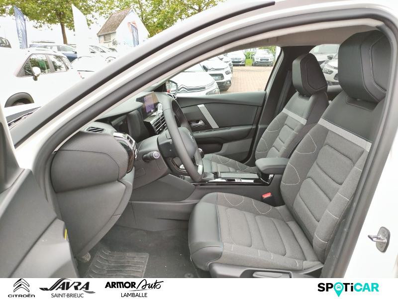 Photo 9 de l'offre de CITROEN C4 pure tech 130 feel pack à 22490€ chez Citroën SAVRA