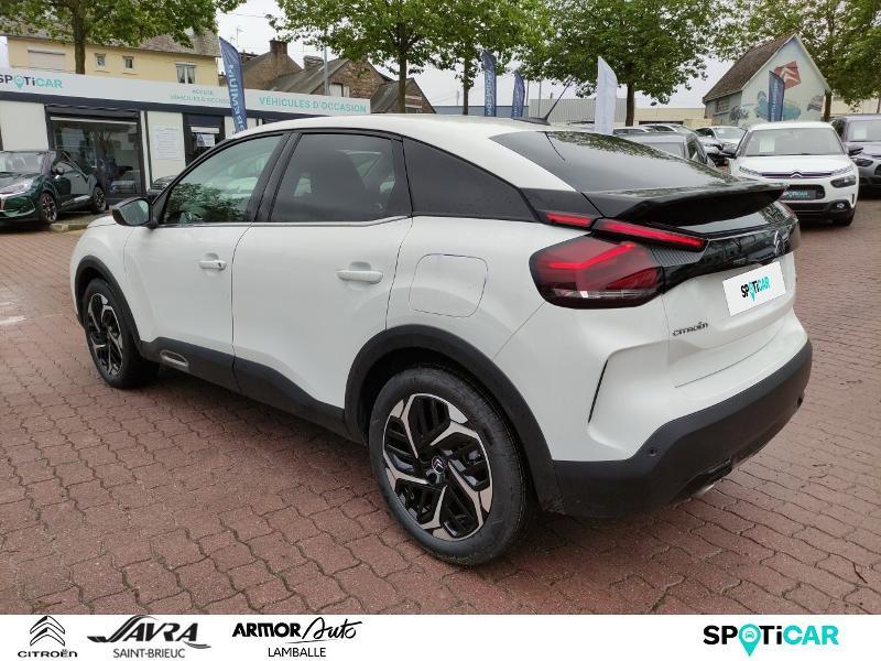 Photo 7 de l'offre de CITROEN C4 pure tech 130 feel pack à 22490€ chez Citroën SAVRA