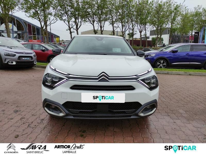 Photo 2 de l'offre de CITROEN C4 pure tech 130 feel pack à 22490€ chez Citroën SAVRA