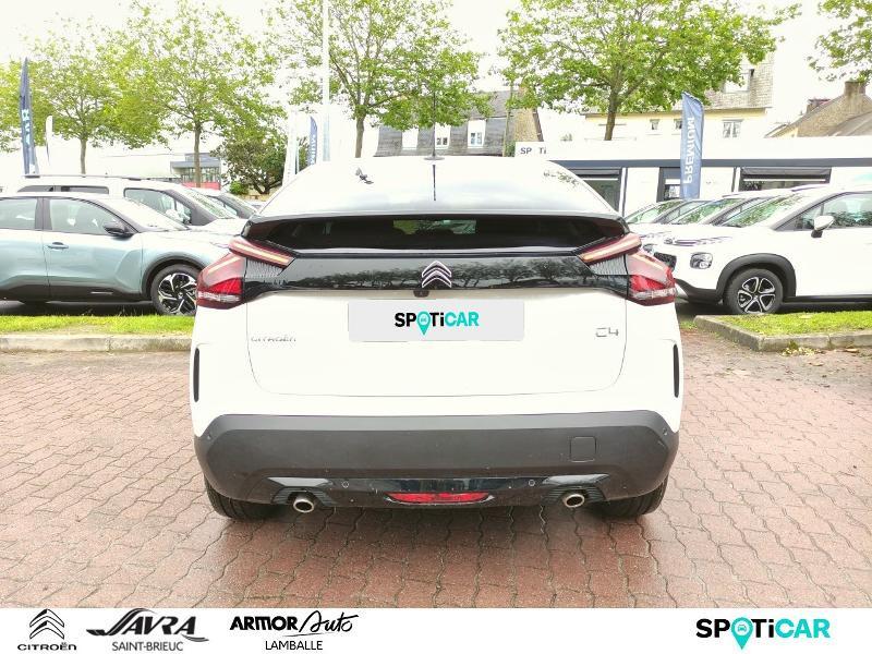 Photo 5 de l'offre de CITROEN C4 pure tech 130 feel pack à 22490€ chez Citroën SAVRA