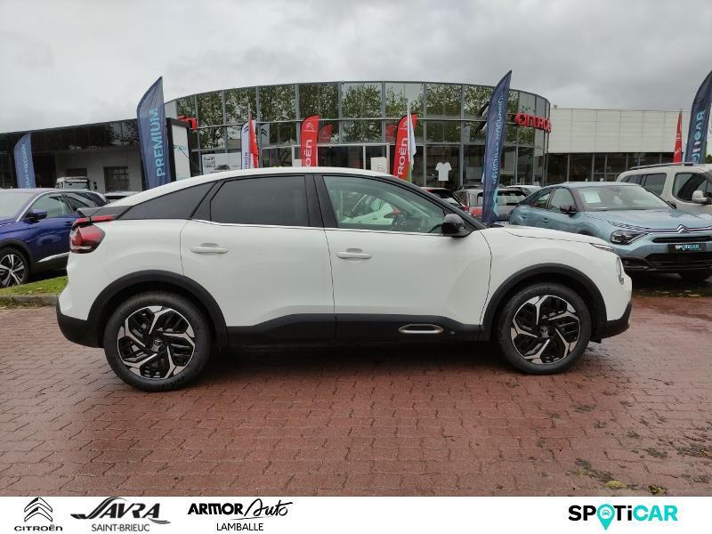 Photo 4 de l'offre de CITROEN C4 pure tech 130 feel pack à 22490€ chez Citroën SAVRA
