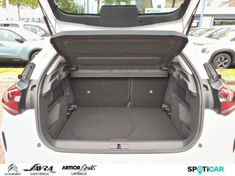 Photo 6 de l'offre de CITROEN C4 pure tech 130 feel pack à 22490€ chez Citroën SAVRA