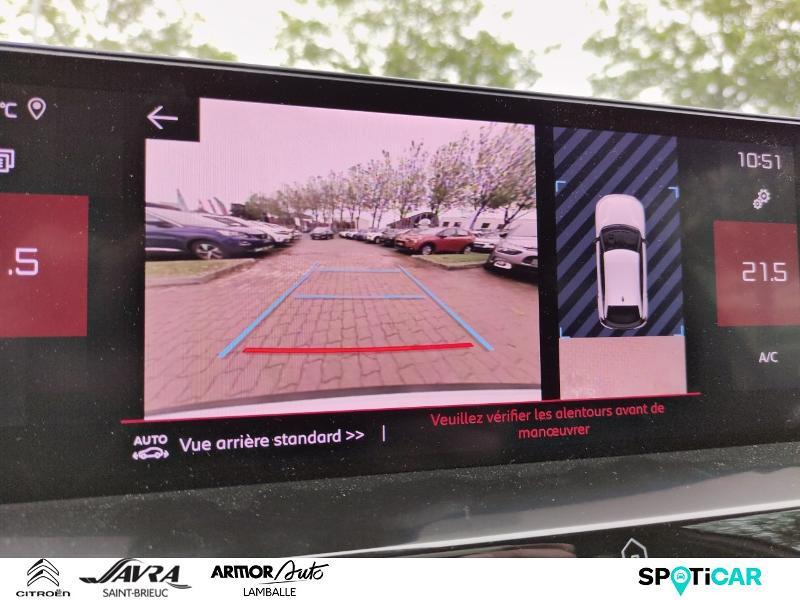 Photo 13 de l'offre de CITROEN C4 pure tech 130 feel pack à 22490€ chez Citroën SAVRA