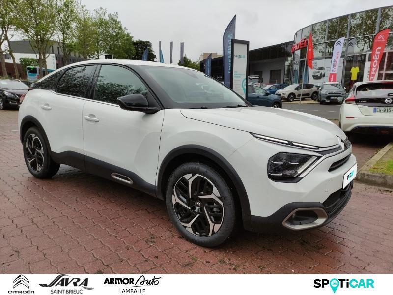 Photo 3 de l'offre de CITROEN C4 pure tech 130 feel pack à 22490€ chez Citroën SAVRA