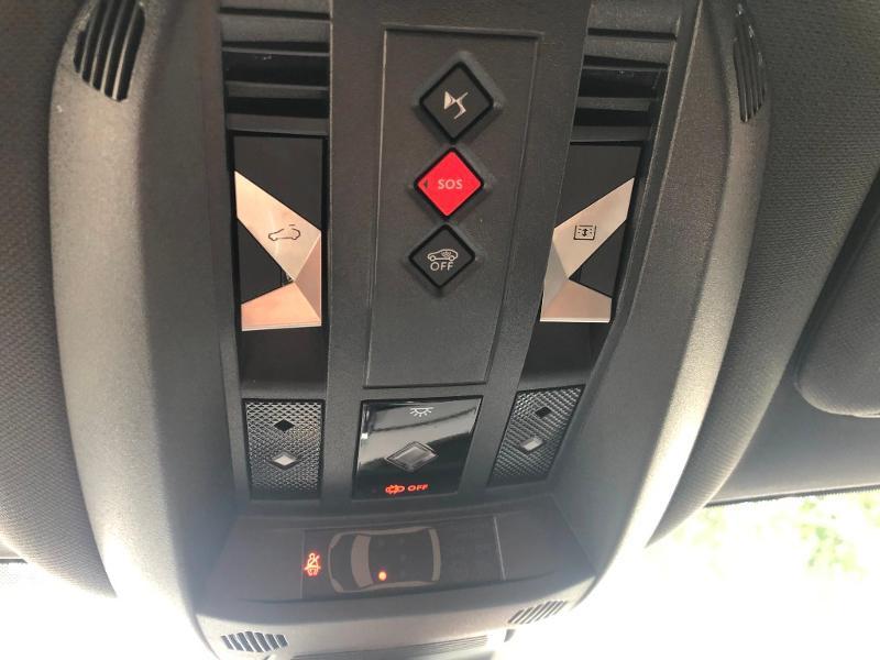 Photo 20 de l'offre de DS DS 7 Crossback BlueHDi 180ch Grand Chic Automatique à 44790€ chez Citroën SAVRA