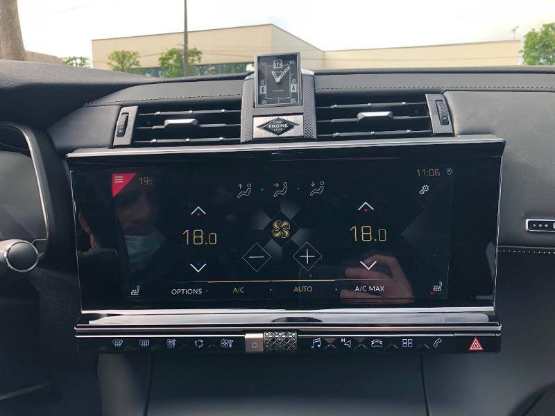 Photo 11 de l'offre de DS DS 7 Crossback BlueHDi 180ch Grand Chic Automatique à 44790€ chez Citroën SAVRA