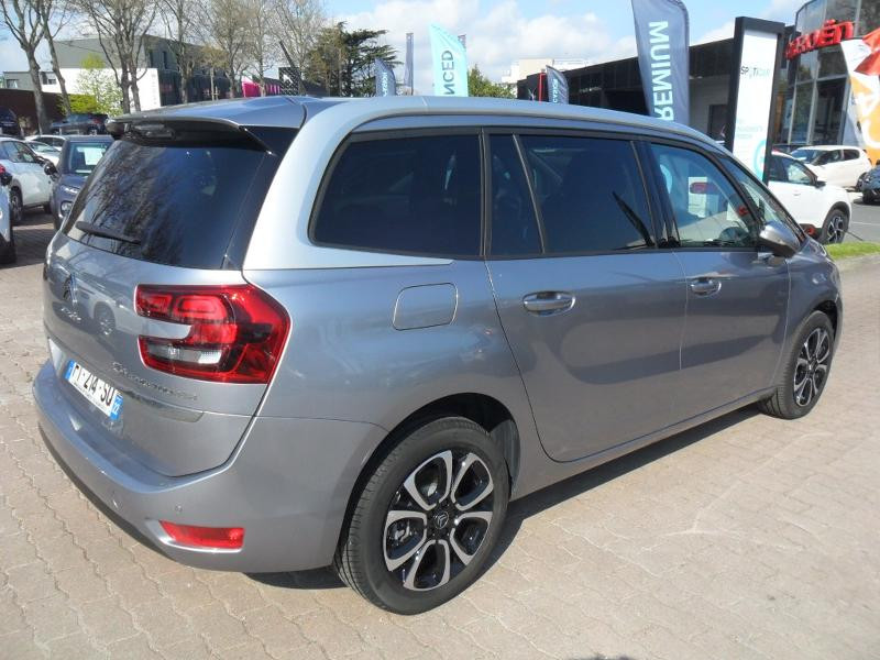 Photo 5 de l'offre de CITROEN Grand C4 SpaceTourer BlueHDi 160ch S&S Shine EAT8 E6.d à 31790€ chez Citroën SAVRA