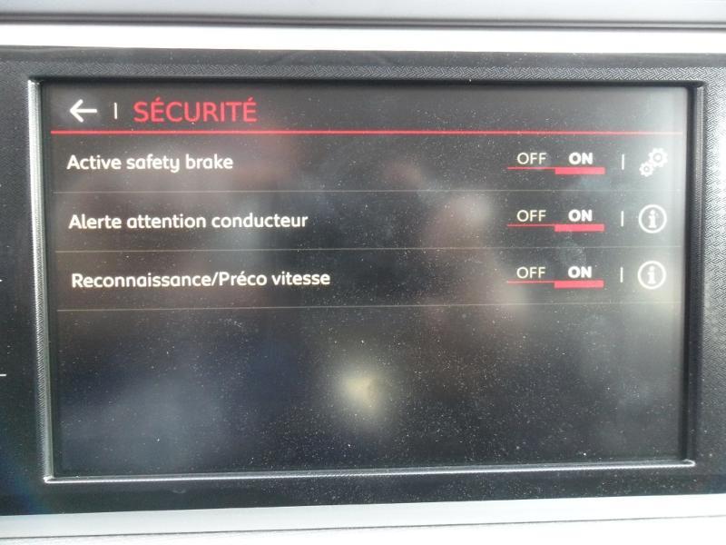Photo 14 de l'offre de CITROEN Grand C4 SpaceTourer BlueHDi 160ch S&S Shine EAT8 E6.d à 31790€ chez Citroën SAVRA