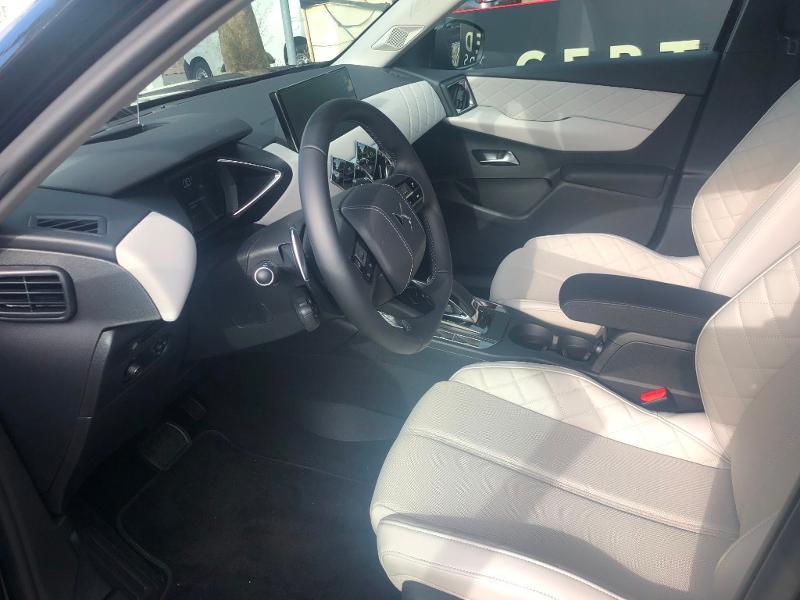 Photo 8 de l'offre de DS DS 3 Crossback PureTech 130ch Grand Chic Automatique 7cv à 33490€ chez Citroën SAVRA
