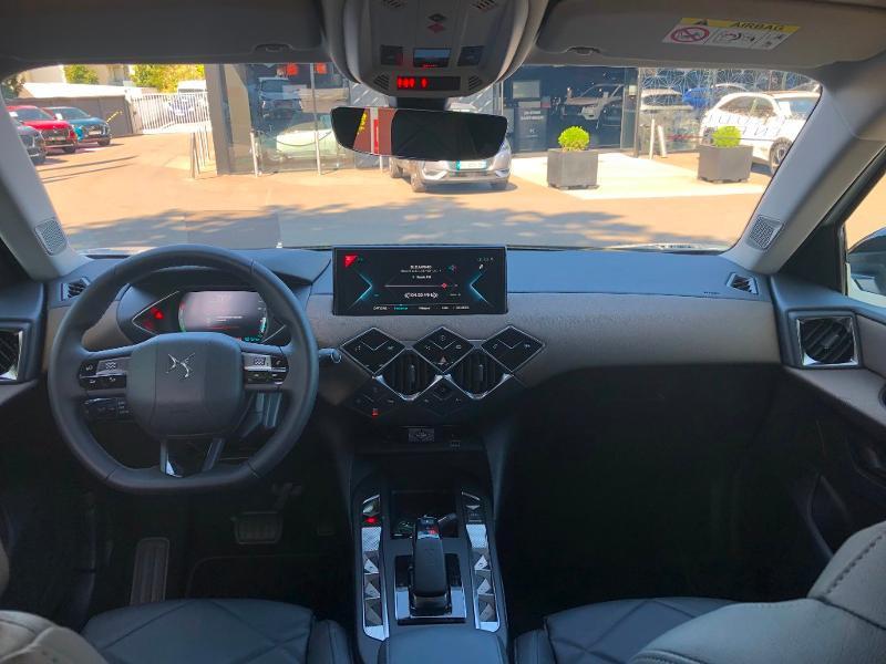 Photo 10 de l'offre de DS DS 3 Crossback E-Tense Grand Chic 4cv à 36390€ chez Citroën SAVRA