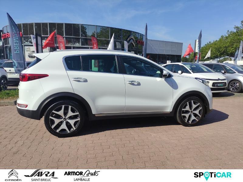 Photo 4 de l'offre de KIA Sportage 1.7 CRDi 141ch ISG GT Line 4x2 DCT7 à 22990€ chez Citroën SAVRA