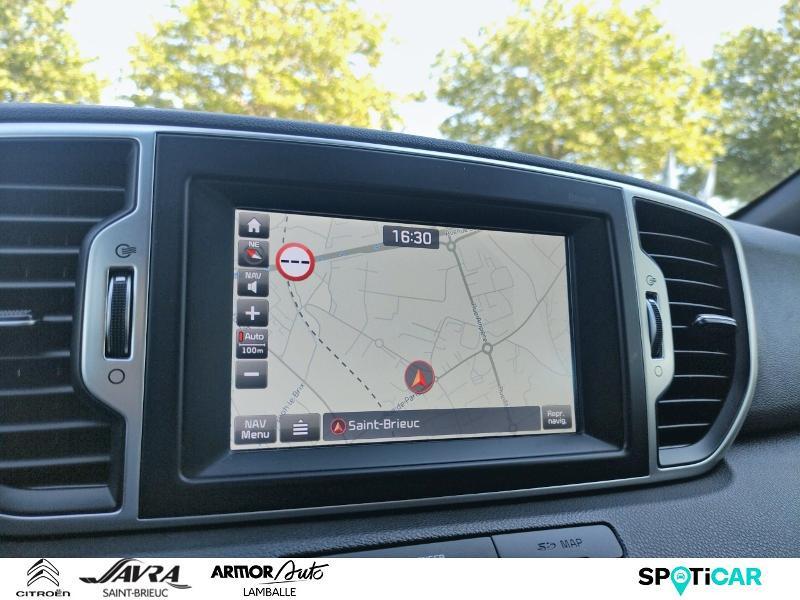 Photo 13 de l'offre de KIA Sportage 1.7 CRDi 141ch ISG GT Line 4x2 DCT7 à 22990€ chez Citroën SAVRA