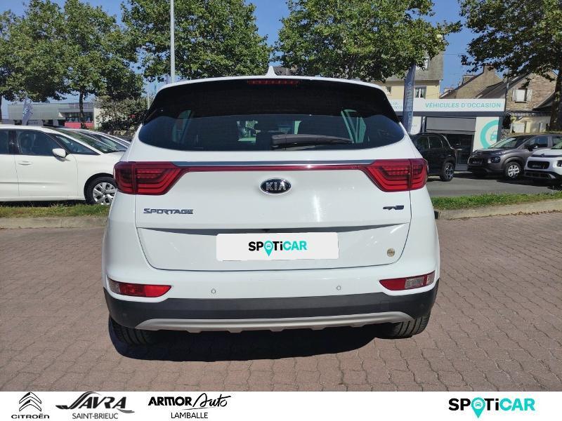 Photo 5 de l'offre de KIA Sportage 1.7 CRDi 141ch ISG GT Line 4x2 DCT7 à 22990€ chez Citroën SAVRA