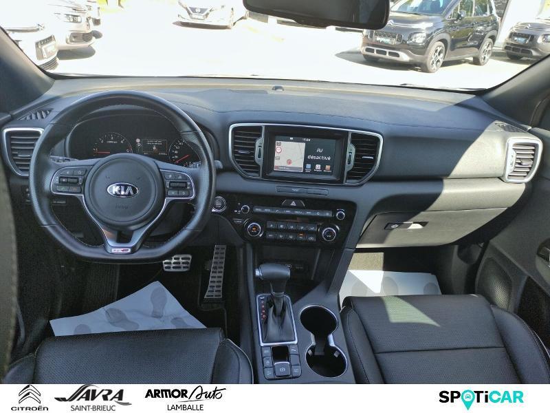 Photo 8 de l'offre de KIA Sportage 1.7 CRDi 141ch ISG GT Line 4x2 DCT7 à 22990€ chez Citroën SAVRA
