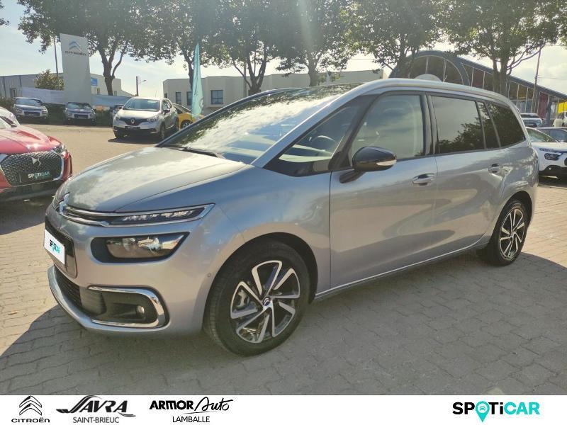 Photo 22 de l'offre de CITROEN Grand C4 SpaceTourer BlueHDi 130ch S&S Shine Pack EAT8 E6.d à 31990€ chez Citroën SAVRA